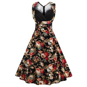 Retro Dresses for Women 1960, Vintage 1950