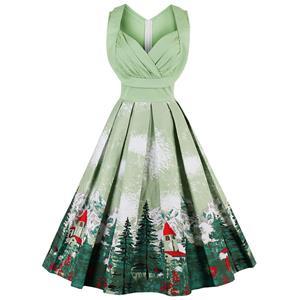 Retro Dresses for Women 1960, Vintage 1950