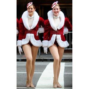2PC Santa coat XT4615