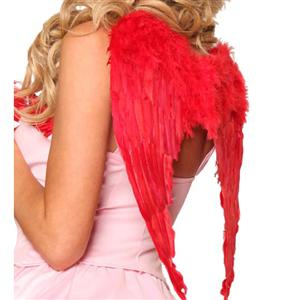 60CM Red Angel Wings, 80CM Red Angel Wings, Angel Wings, #J7130