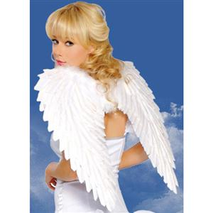 55CM white Angel Wings, white Angel Wings, Angel Wings, #J7128