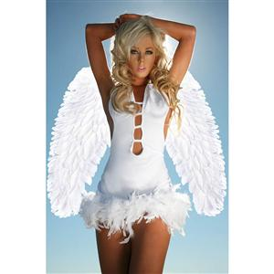 60CM white Angel Wings, 80CM white Angel Wings, Angel Wings, #J7125