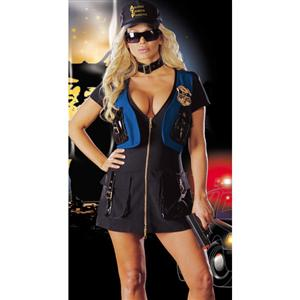 Ann Munition Costume, ATF Costume, Ann Munition Halloween Costume, #N4380