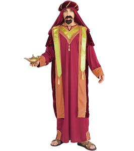 Deluxe Adult Sultan Costume, Adult Deluxe Sultan Costume, Arabian Costumes, #N4789