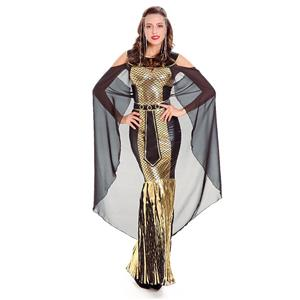 Sexy Latin Slave Dance Costumes, Indian Costume, Egyptian Costume, Adult Egypt Queen Costumes, #N14630