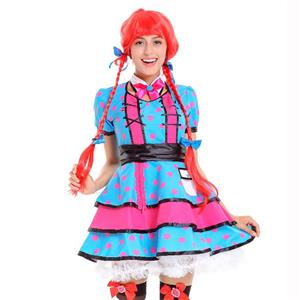 Deluxe Fantasy Alice Costume, Deluxe Alice Costume, Womens Sexy Alice Costumes, Rebel Alice Fancy Costume, #N14624