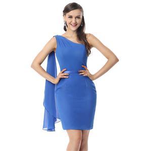 Elegant Aqua-Blue Dresses, Cheap Formal Dresses on sale, Hot Selling Cocktail Dresses, Discount Prom Dresses for women, #F30068