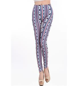 Aztec Navajo Tribal Print Leggings L6999