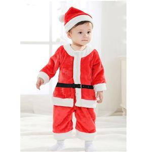 Baby Christmas Costume for Boys, Baby Christmas Costume, Boys Christmas Costume, #N6343