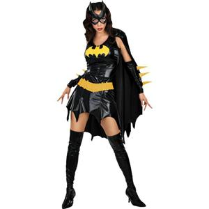 Female Batman Batgirl Superhero Costume, Sexy Batgirl Costume, Batgirl Costume, #M3223