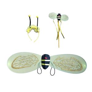 Bee Costume Accessories For Girls, Bee Girls Costume Accessories, #N21201