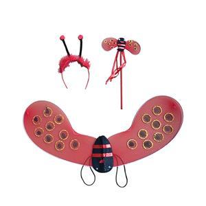 Ladybug Costume Accessories For Girls, Ladybug Girls Costume Accessories, #N21202