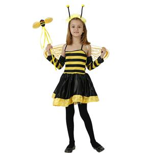 Bee costume for girls, Bee girls costume, Bee Costume, #N5987