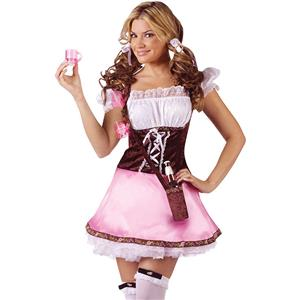 Beer Garden Girl Costume N5863