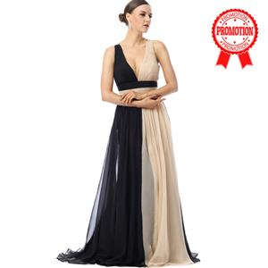 Sexy Black Apricot Evening Dresses, Cheap Evening Dresses, Hot Selling Dresses, Evening Dresses 2015, New Dresses on sale, #F30018