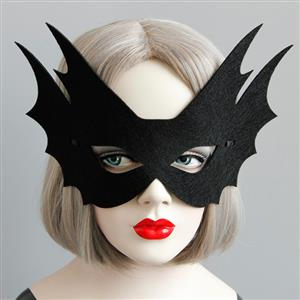 Halloween Masks, Costume Ball Masks, Masquerade Party Mask, Adult and Child Mask, Half Mask, #MS13009