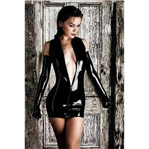 Exotic Leather Lingerie, Sexy Leather Lingerie, Ladies Leather Lingerie, #N2793