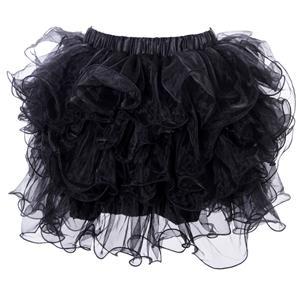 mesh Skirt, Petticoat, sexy Petticoat, #HG4316