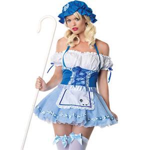 Sexy babysitter costume