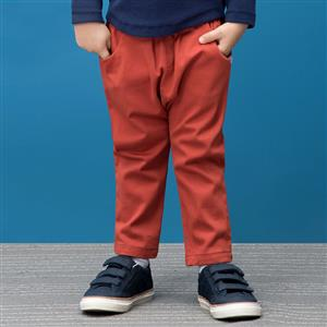 Boys Plain Chino Casual Pants, Fashion Boys Clothing, Boys Pants, Boys Trousers, #N12219