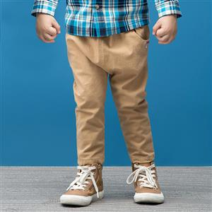 Boys Plain Chino Casual Pants, Fashion Boys Clothing, Boys Pants, Boys Trousers, #N12221