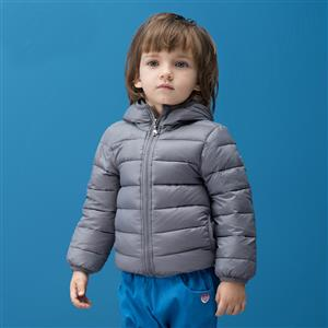 Boys Hooded Puffer Jacket, Boys Dowb Jacket, Winter Clothing for Boys, Winter Coat for Boys, #N12330