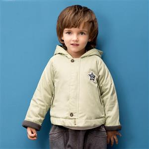 Boys Hooded Quilting Parka, Boys Clothes, Boys Winter Coat, Winter Jecket for Boys, #N12318