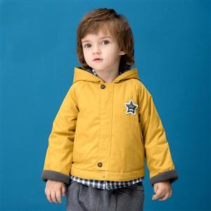 Boys Hooded Quilting Parka, Boys Clothes, Boys Winter Coat, Winter Jecket for Boys, #N12321