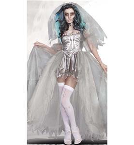 Bride of Doom Costume N10699