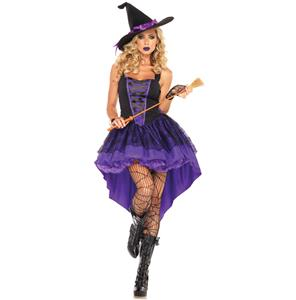 Broomstick Babe Costume N5864