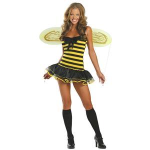 Bee Costume, Adult Bumble Bee Costume, Lady Bug Costume, #N1785