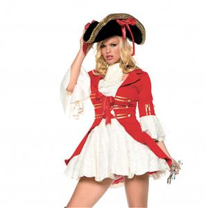 Sexy Pirate Costumes, womens Pirate Costumes, Pirate Wench Costume, #P2125