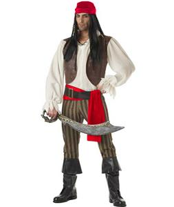 pirate rogue costume P1972