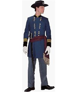 Captain Hugh G Vessel Costume, Mens Sailor Costume, Mens Captain Costume, #N4539