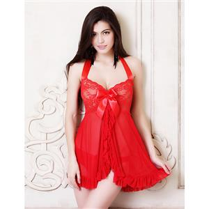 Sexy Babydoll Dress, Valentine