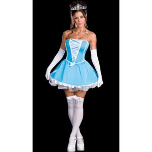 Sexy Cinderella Costumes for Women, Fairy Tale Princess Costume, Cinderella Princess Fairytale Costume, #N8541