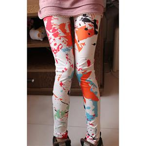 Graffiti Pattern Leggings, Seamless Jeggings, High Quality Ladies Leggings, Fashion Seamless Jeggings, Yoga Jeggings, Sports Jeggings, Daily Casual Leggings, #L5341