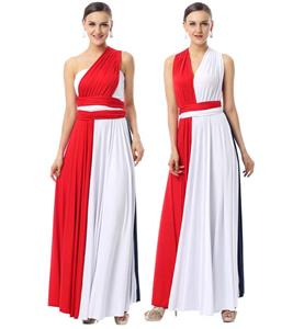 Multicolor Dresses, Cheap Evening Dresses, Hot Sale Prom Dresses, Discount Dresses, Unique Evening Dresses 2015, #F30004