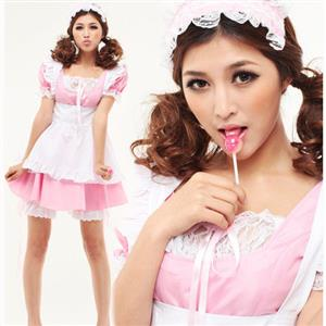 Cosplay Party Costume, Party Japan Maid Costume, Lolita Maid Costume, #M8254