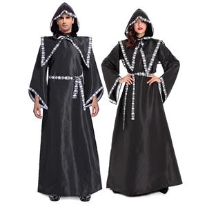 Crypt Keeper Robe Couple Halloween Costume N14752
