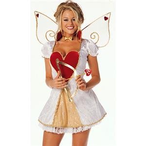 Sexy Cupid Costume, Naughty Cupid Costume, Cutie Cupid Costume, #N4911