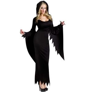 Dark Night Witch Costume N10689