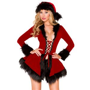 Dark Santa Adult Costume XT10907