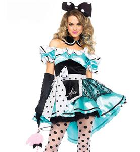 Delightful Alice Costume N10917