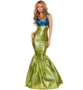 Sirena the Mermaid Costume N10705