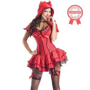 Deluxe Devil Costume N5909