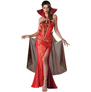 Deluxe Devilish Delight Costume N6239