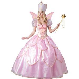 Fairy Tale Costume, Cheap Godmother Costume, Women