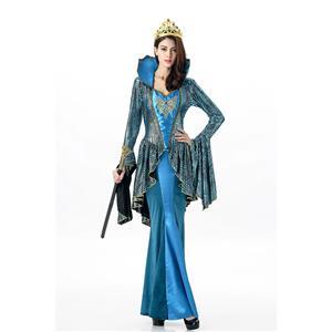 Deluxe Medieval Queen Costume N11689