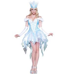Deluxe Snow Queen Costume N9965